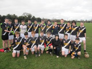 Maynooth  U14 Team