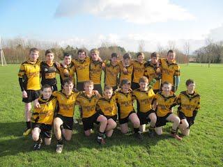 Dunboyne  U14 Team