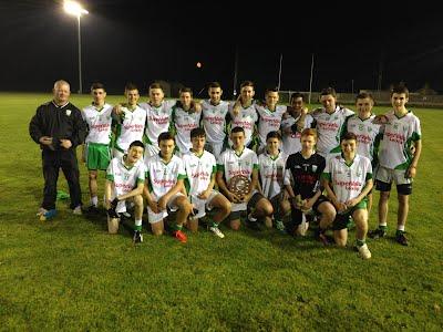 Confey GAA U16s 2014